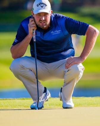 2017 Arnold Palmer Invitational Champion Marc Leishman